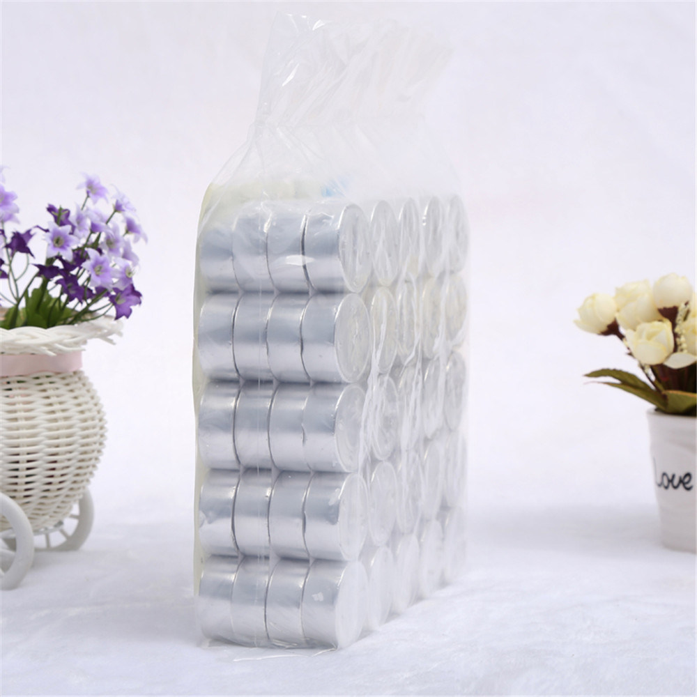 14G Scented Mini Tealight Candle with Plastic Bag