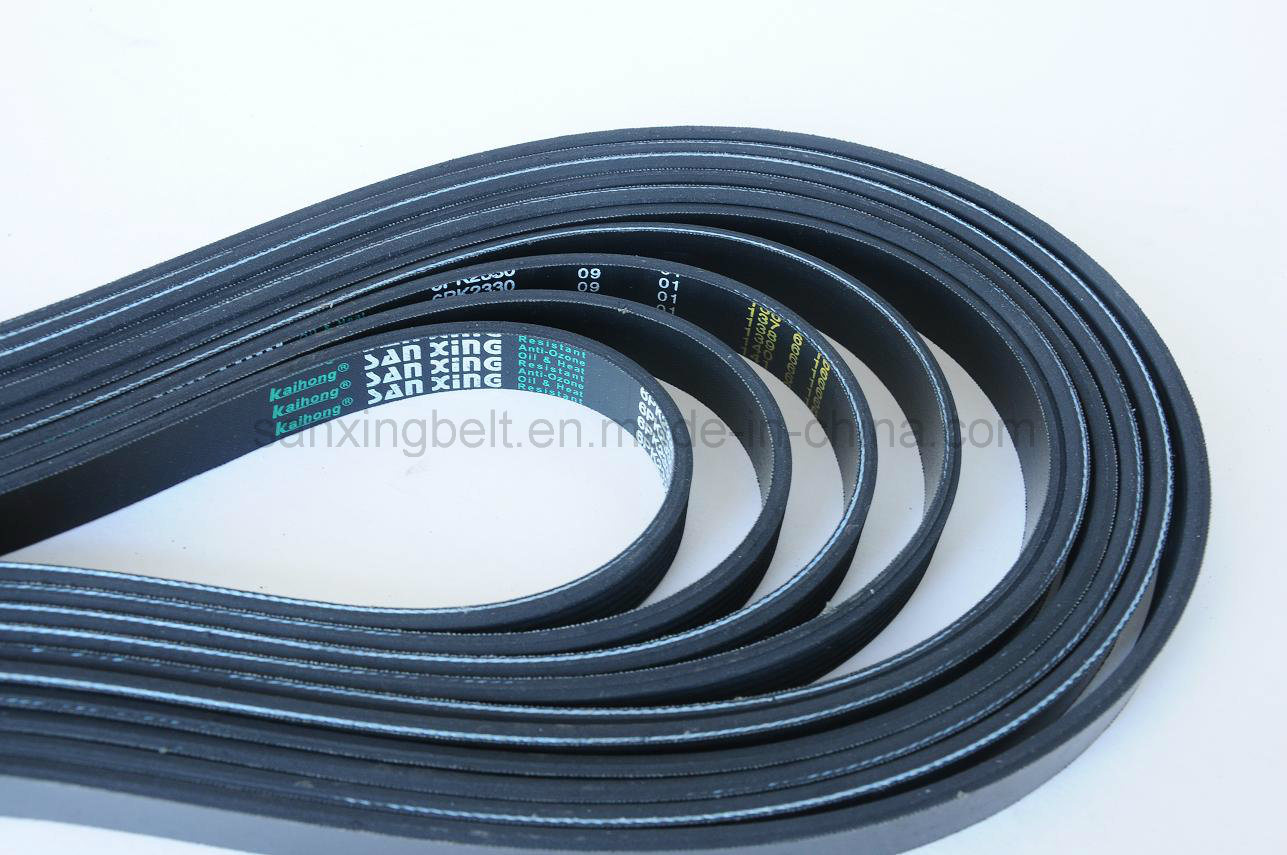 Industrial Rubber Poly V Belt
