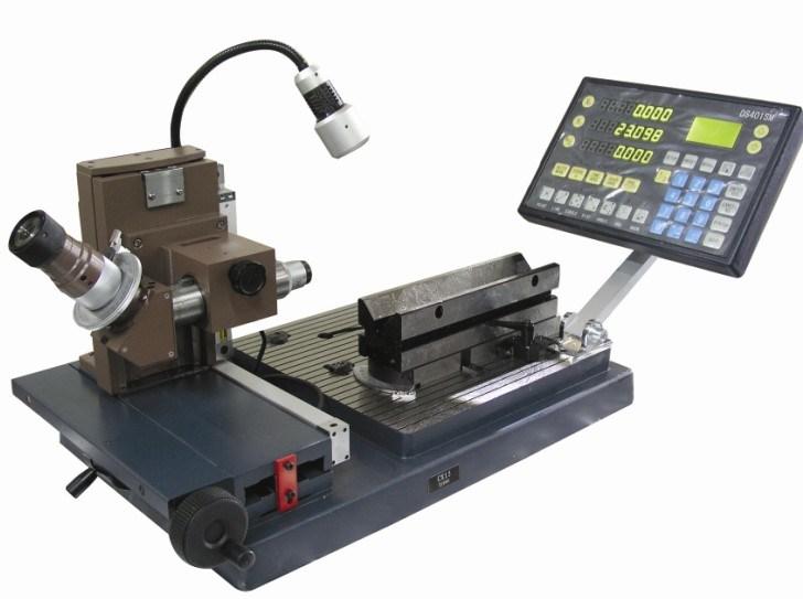 High performance Cutter Inspection & Cutter Tester (CX15)