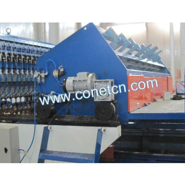 Conet Factory Supply Fully Automatic Welded Wire Mesh Machine for Fencing