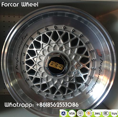 Replica BBS RS Alloy Wheel for Car