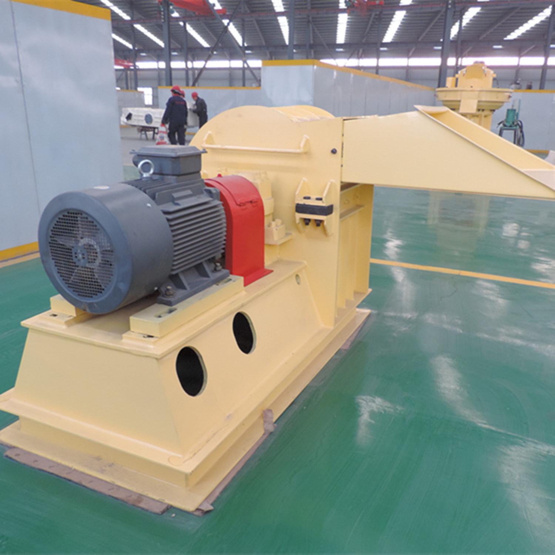 Wood Hammer Mill Fine Grinding Machine