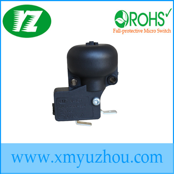 16A Electronic Warmer Dumping Micro Switch