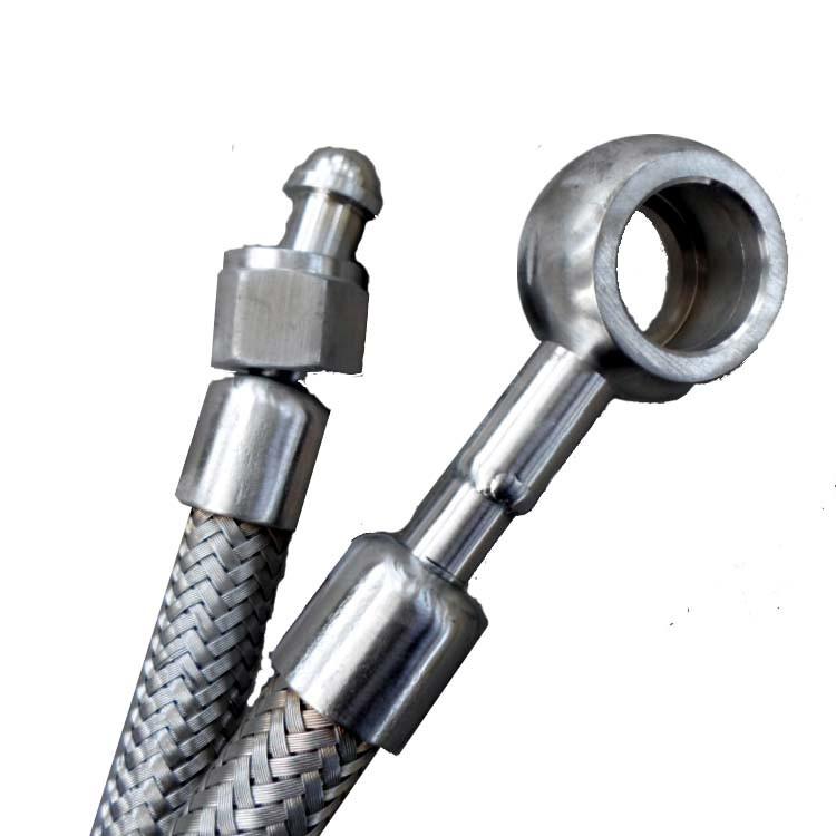 Spherical Metal Hose Connector