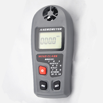 Digital Pocket Anemometer Amf 030