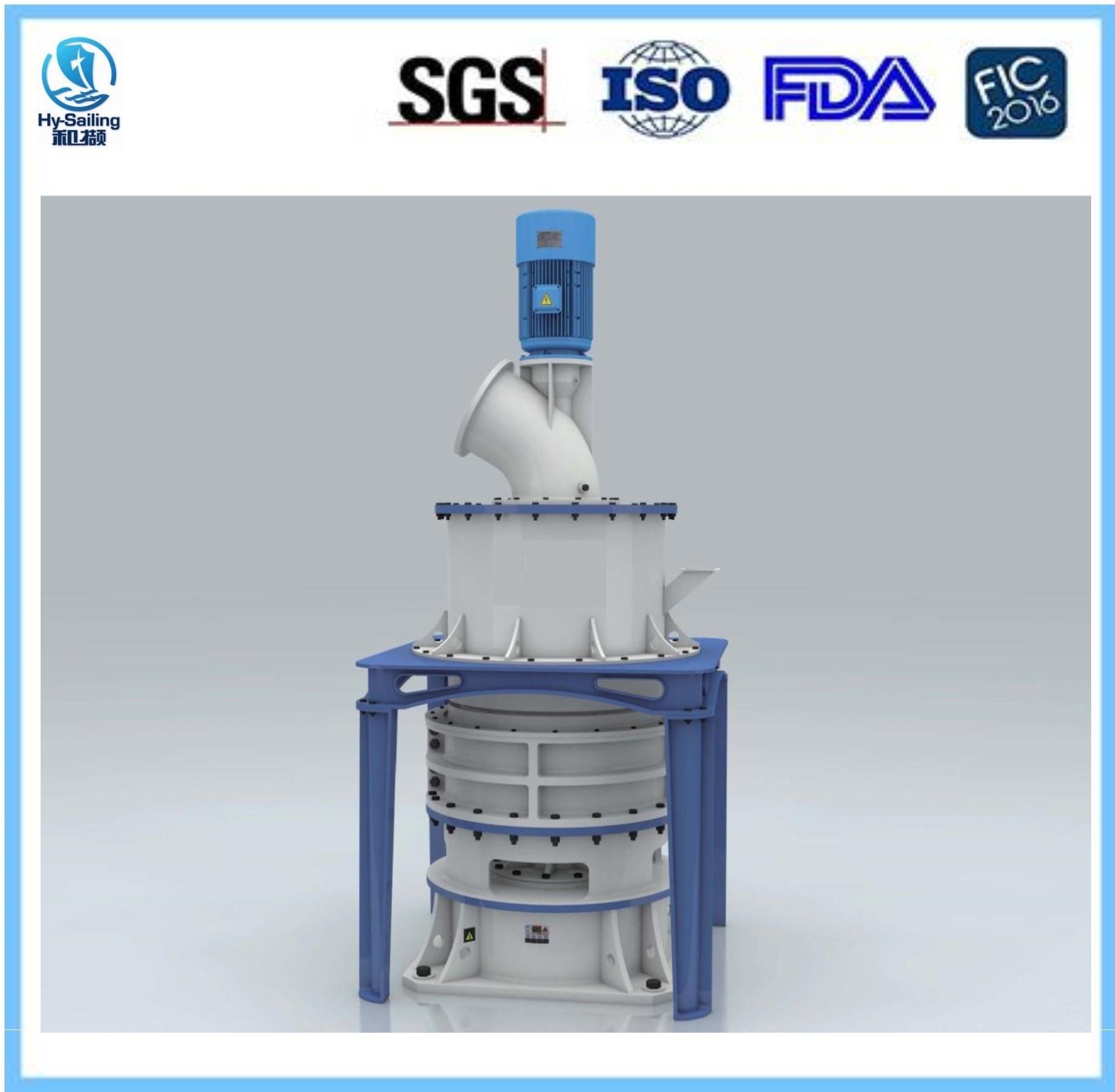 Micro Powder Grinding Mill for Calcium Carbonate