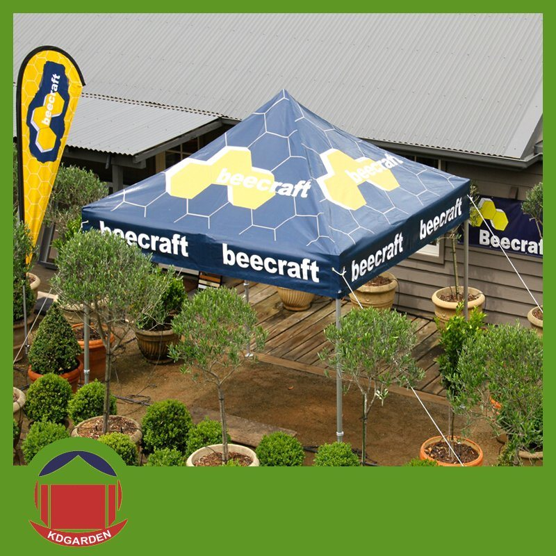 10X10FT Printing Canopy Tent with Flag