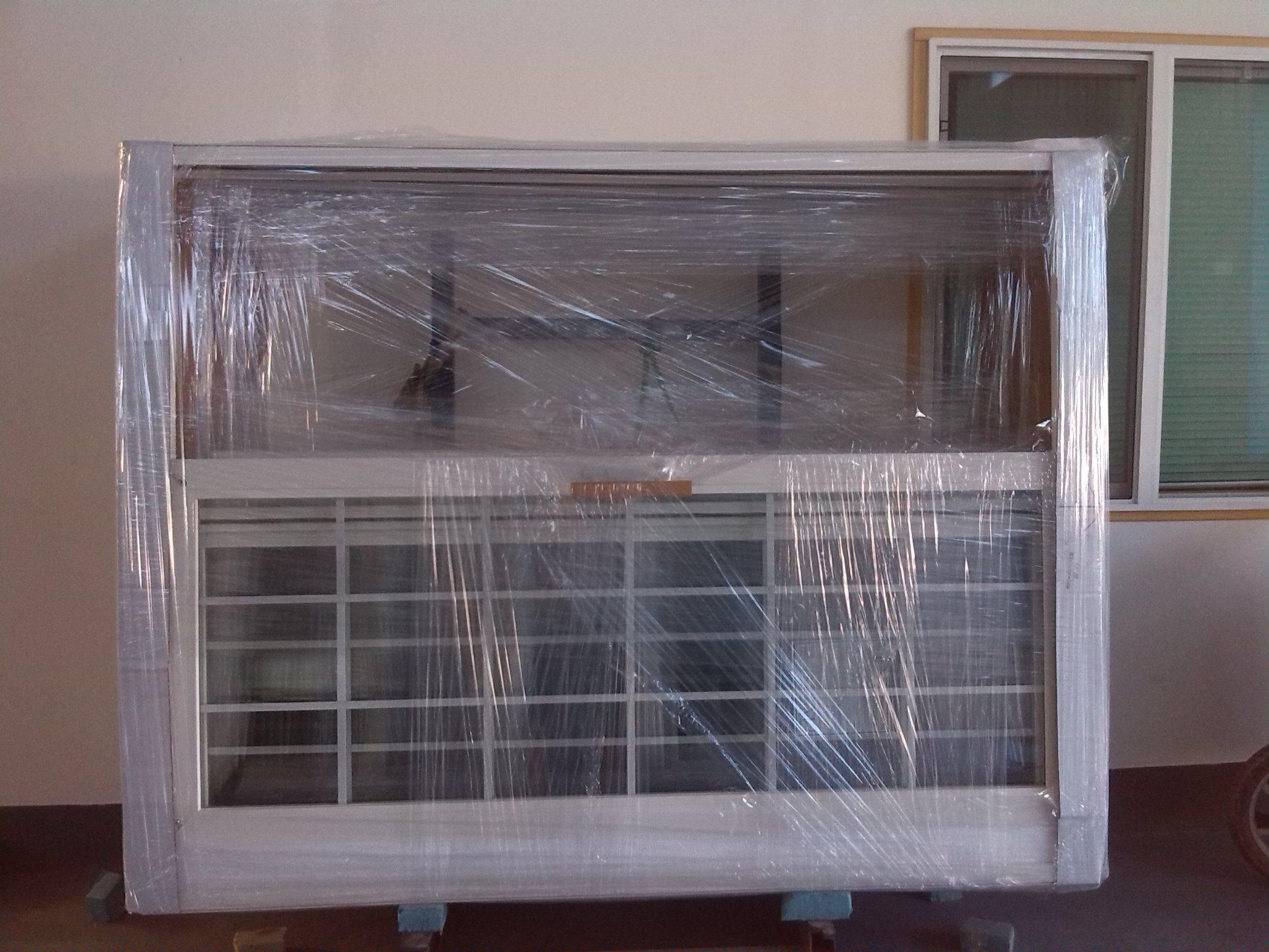PVC/UPVC Window Door 1207*1512mm/598*902mm Factory