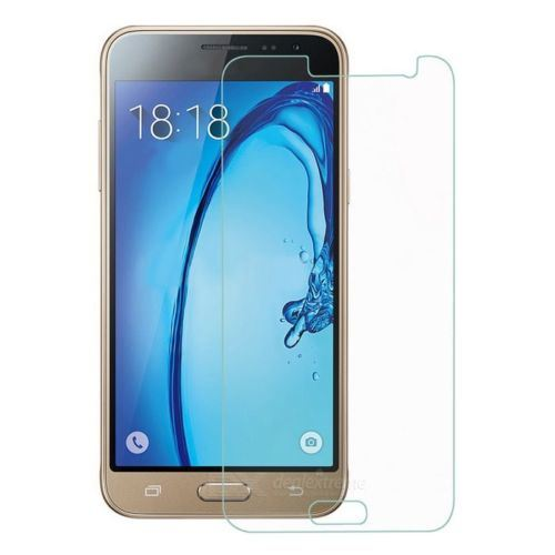 Tempered Glass Screen Guard Cover Film Screen Protector for Samsung Galaxy J1 2016