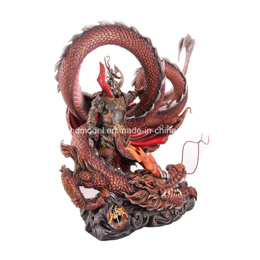 High-Quality Cartoon Resin Statue for Collectible (OEM)