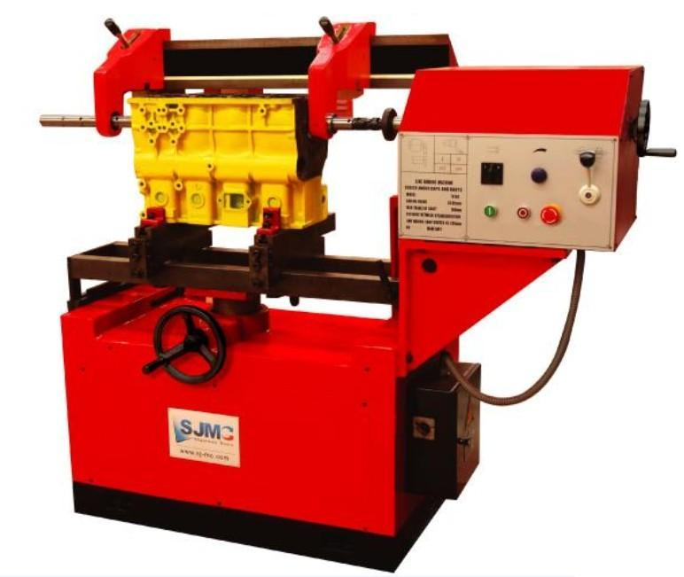 engine block line boring machine for sale
