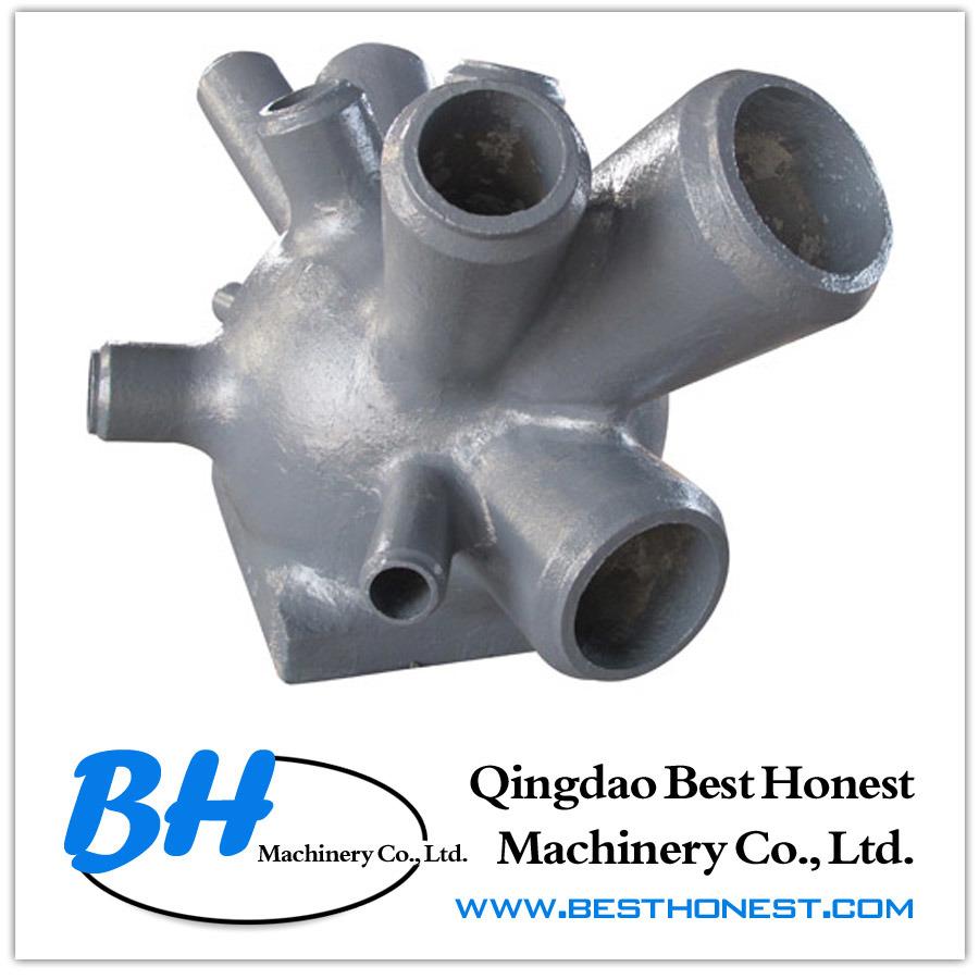Cast Iron Intake Manifold / Cast Iron Exhaust Manifold