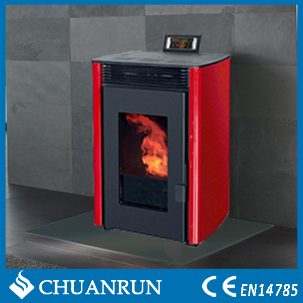 Small Wood Pellet Burning Stove (CR-10)