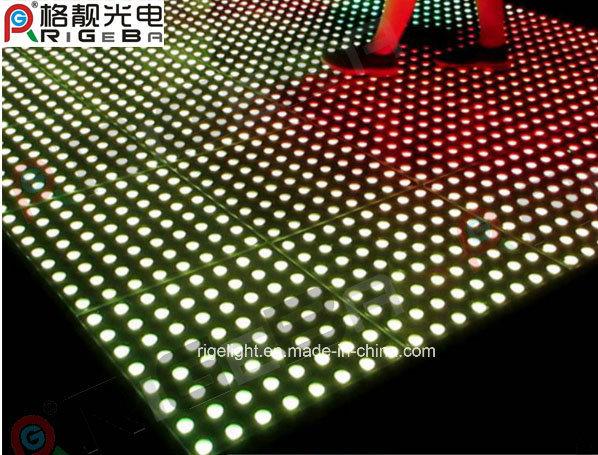 8*8 Pixels LED Interactive Dance Floor for DJ Dicso Light