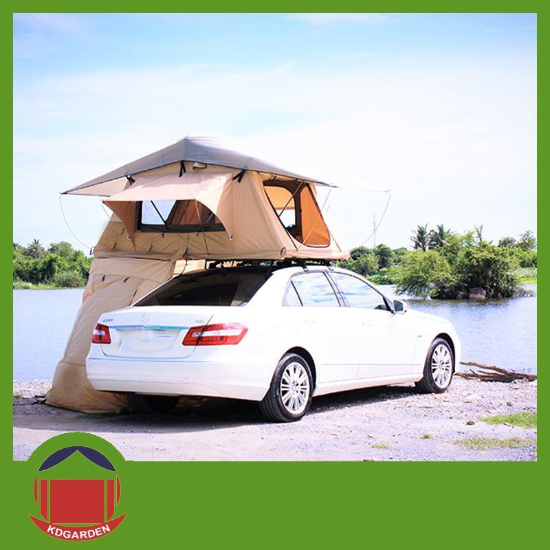 Roof Top Tent Camping out in The Wild
