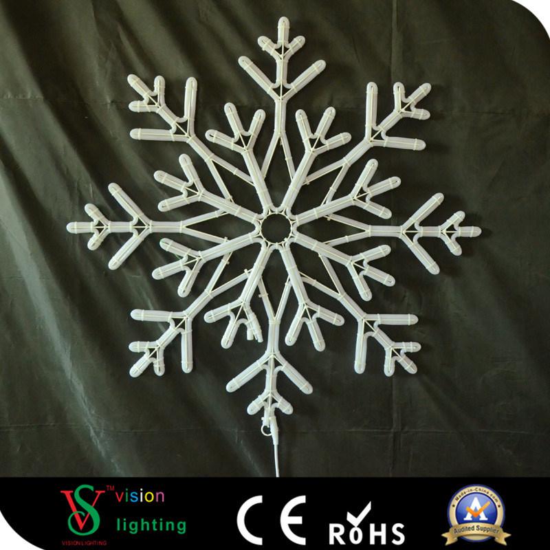 Holiday LED Snowflake Light