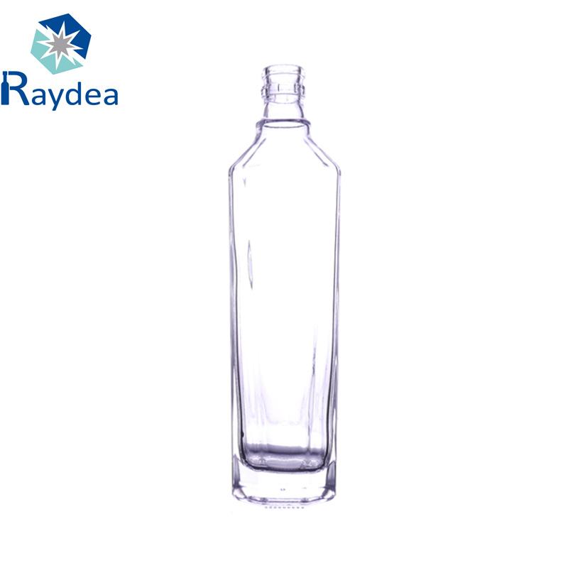 275ml Clear Wine Bottle in Crystal Flint