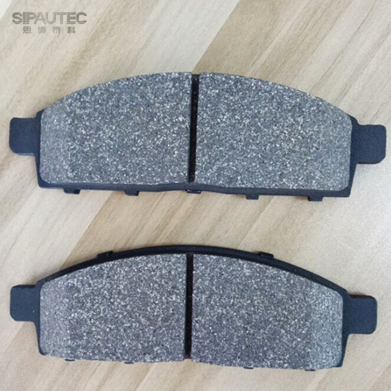 Car Parts Brake Pad (D1519 GDB3435) for Mitsubishi