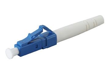 Fiber connector lc