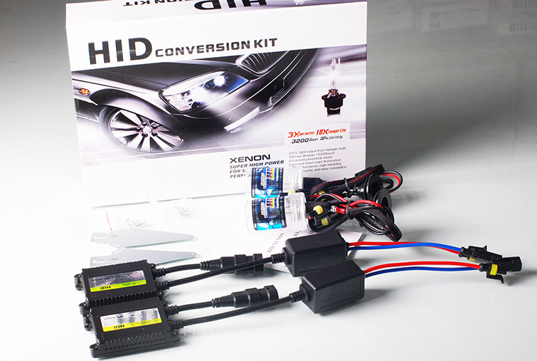 Best Selling Model 35W Slim HID Xenon Light HID Conversion Kit