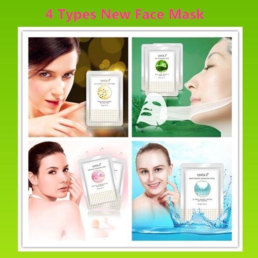 OEM Skin Nourishing Mask Gold Collagen Face Mask Face Whitening Mask