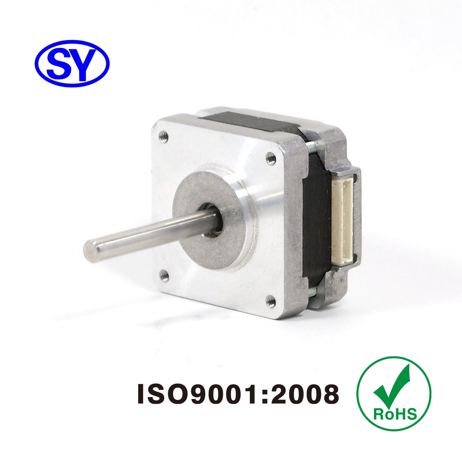 39 Mm (NEMA 16) 1.8 Degree Stepper Electrical Motor