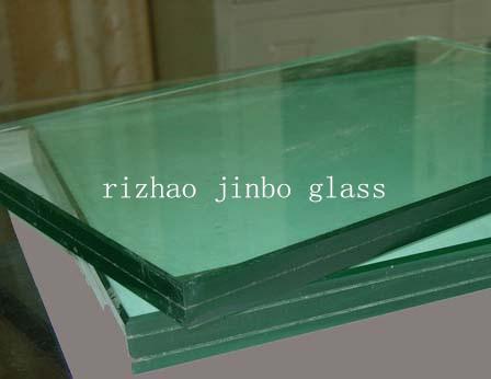 Reflective/Coated/Coating/ Furniture Laminated Glass (JINBO)