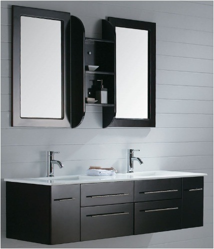 Wood Bathroom Vanities on Wooden Bathroom Vanity  S60 6004    China Bathroom Cabinet Bathroom