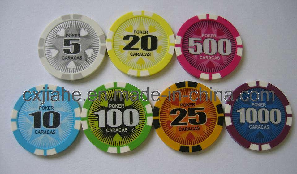 poker chips china