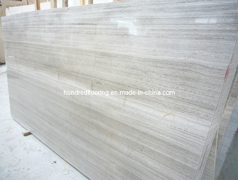 Haisa Light Grey Wood Vein Marble