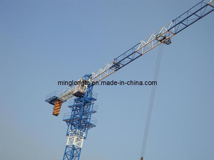 Flattop Tower Crane-Max. Load 12t Qtz260 (MLP7030)