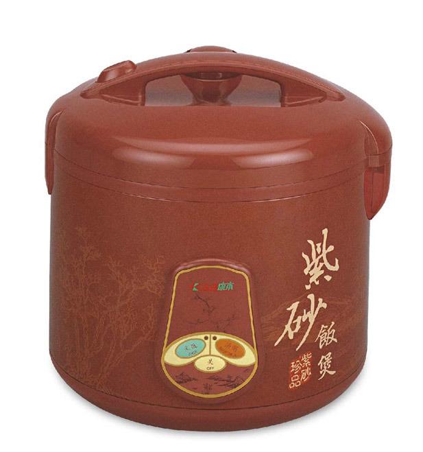 China Nature Purple Clay Rice Cooker (KBCF25-B) - China