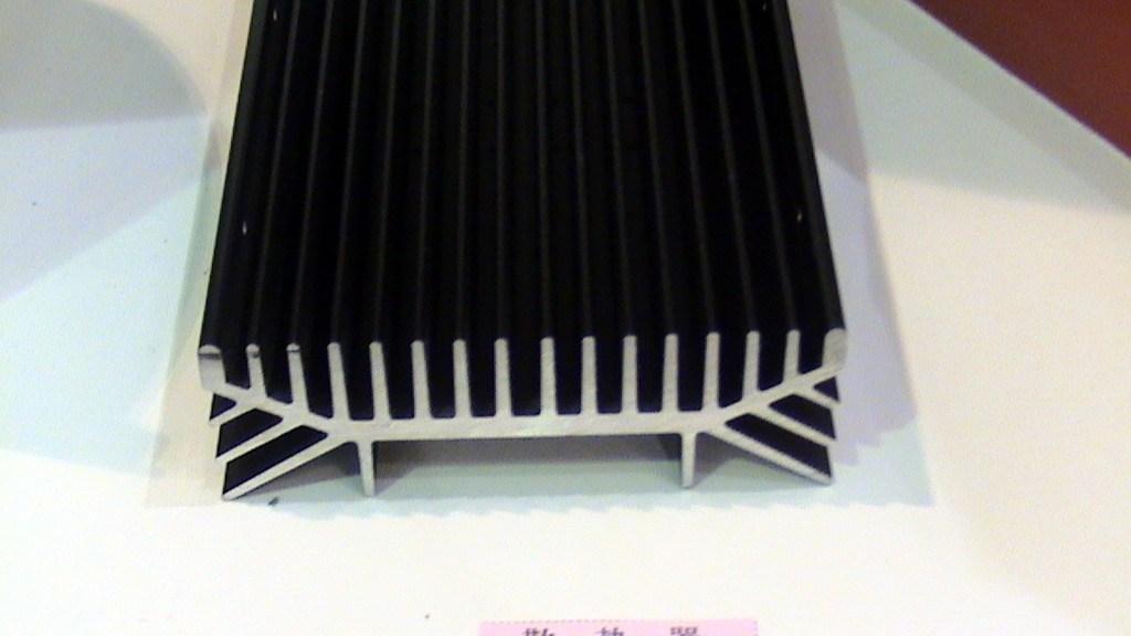 China Heat Sink Aluminum Industrial Extrusion Profiles