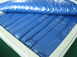 China Soft Side Multiple Tube Waterbed Mattresses Fsw