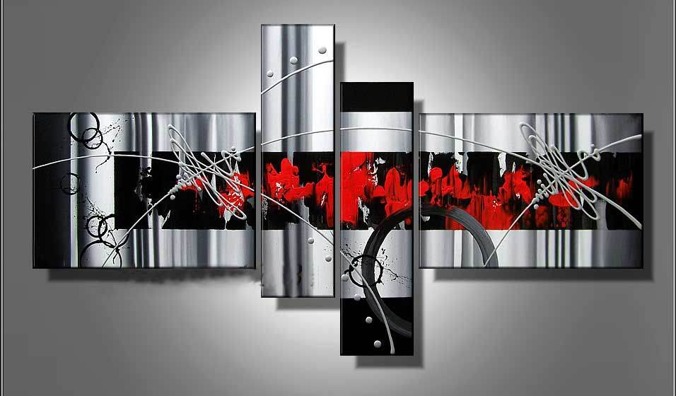 China abstract painting ab000677 china modern for Cuadros modernos para comedor