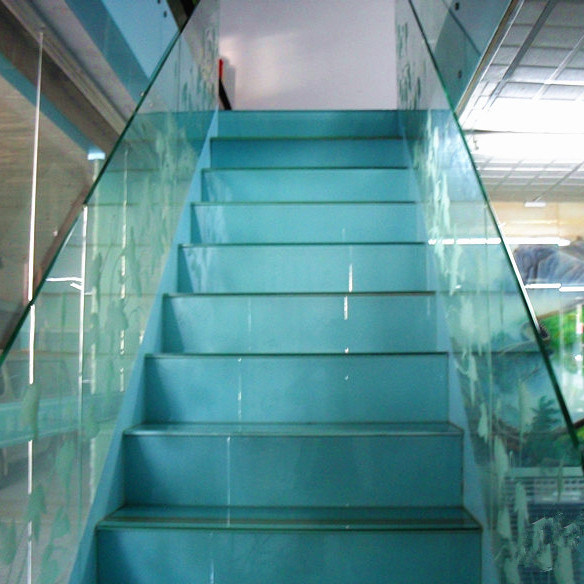 Tempered Glass Stair Good Quality