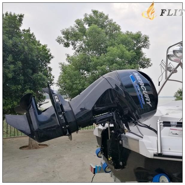 15FT 4.6m Ce Approved Australian Hot Sale Flit Ski Boat 460b 2017
