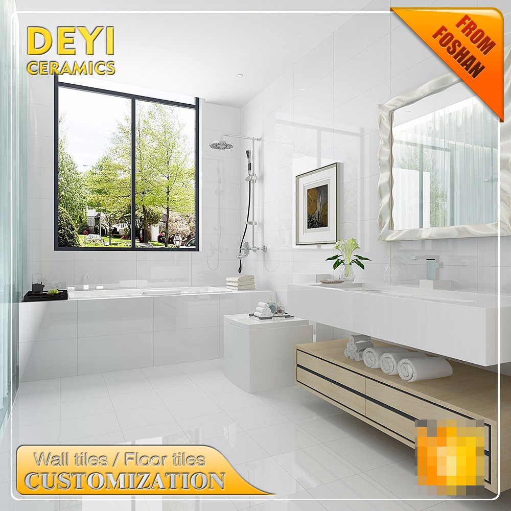 300*600 Building Materials Tiles and Building Material Ceramic Interior Bathroom Wall Tile