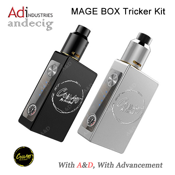 Coilart Mage Box Tricker Kit