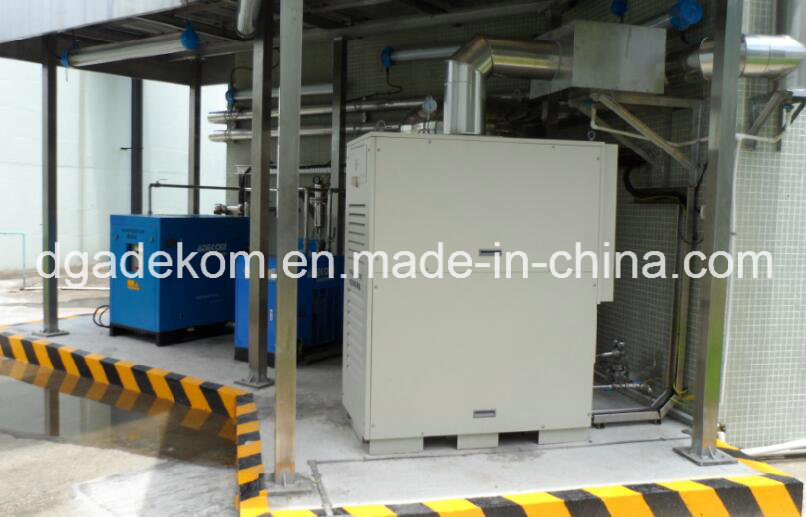 Screw Methane Bio Gas Water Cooling Compressor (KC30G)
