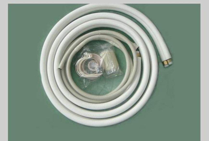 Insulation Copper Aluminium Tube for Air Conditioner Conjunct Tube