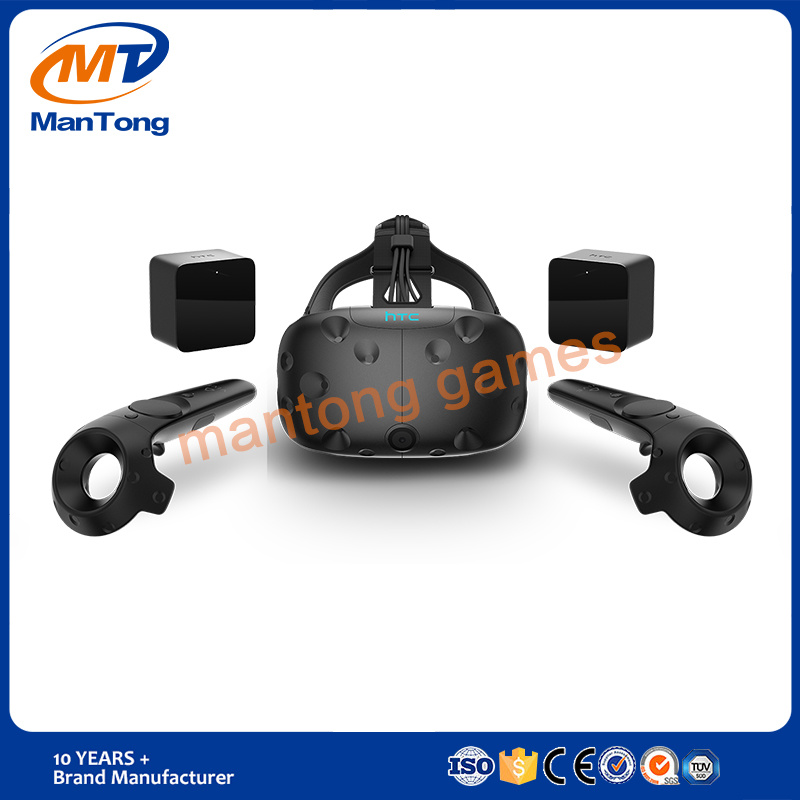 2017 High Quality Games HTC Vive 9d Vr for Sale