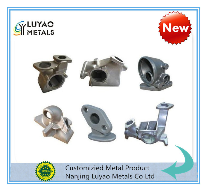 Stainless Steel Investment/Sand Casting for Valve Industry