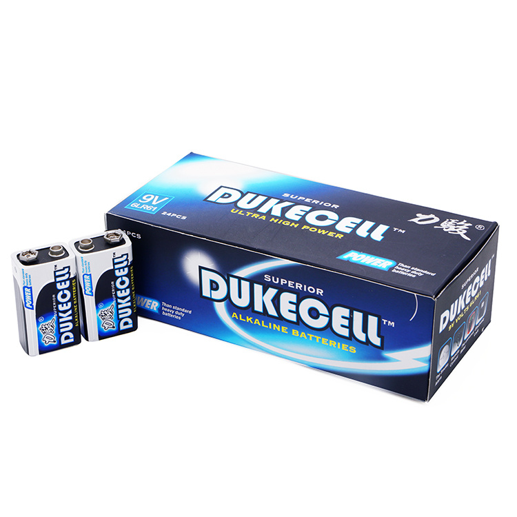 for Super Power 6lr61 Alkaline 9V Battery