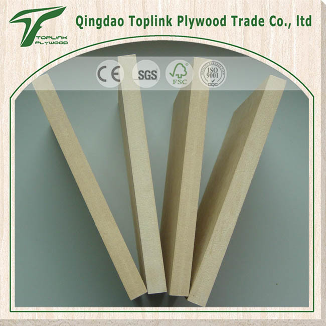 Natural MDF/Raw MDF Melamine MDF