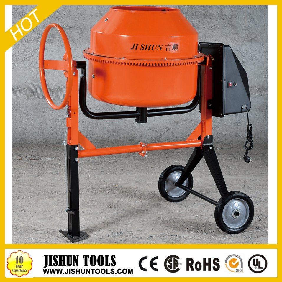 Small Concrete Mixer Machine