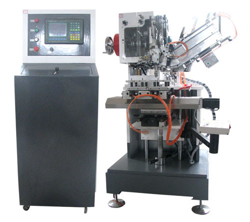 High Speed Brush Drilling Tufting Brush Machine