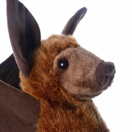 Plush Christmas Gift Stuffed Animal Bat with Wings