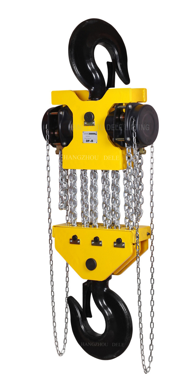 Cpb Manual Chain Hoist 50t Chain Block Many Colour