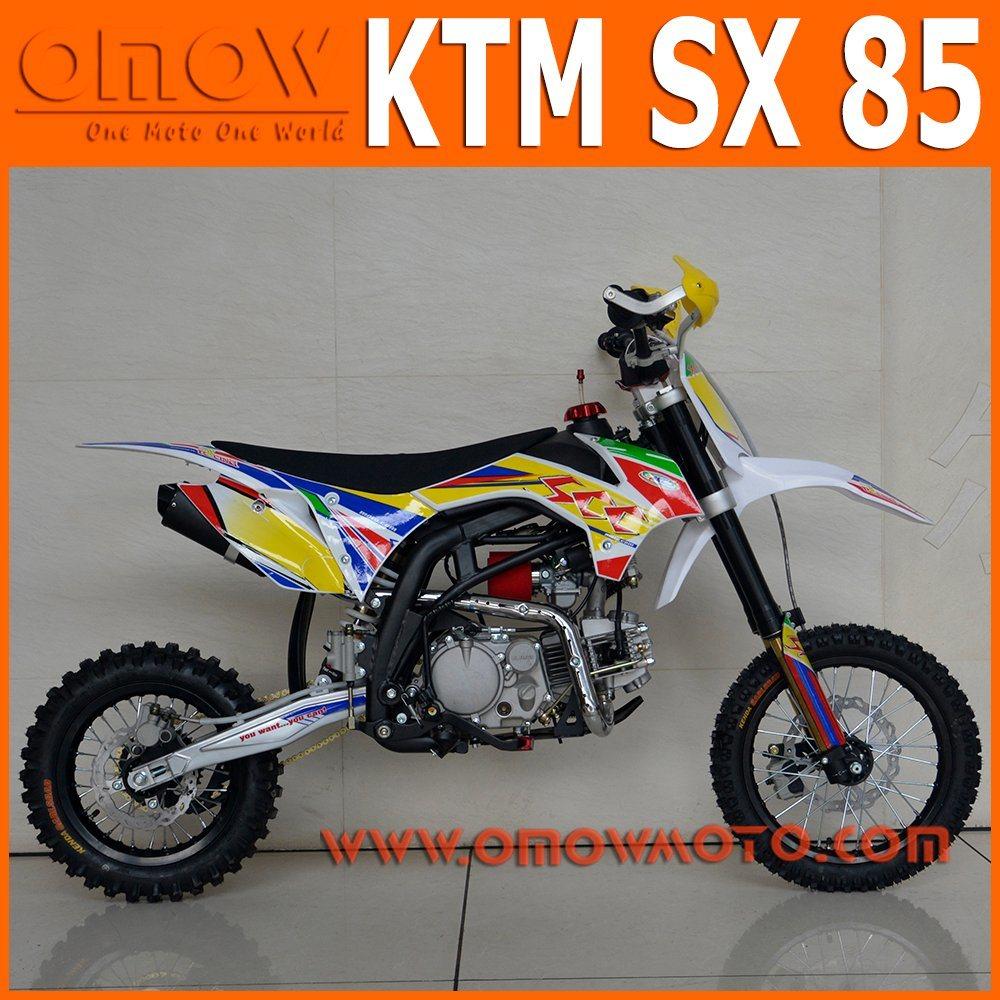 Hot Selling Ktm Sx 85 125cc Dirt Bike
